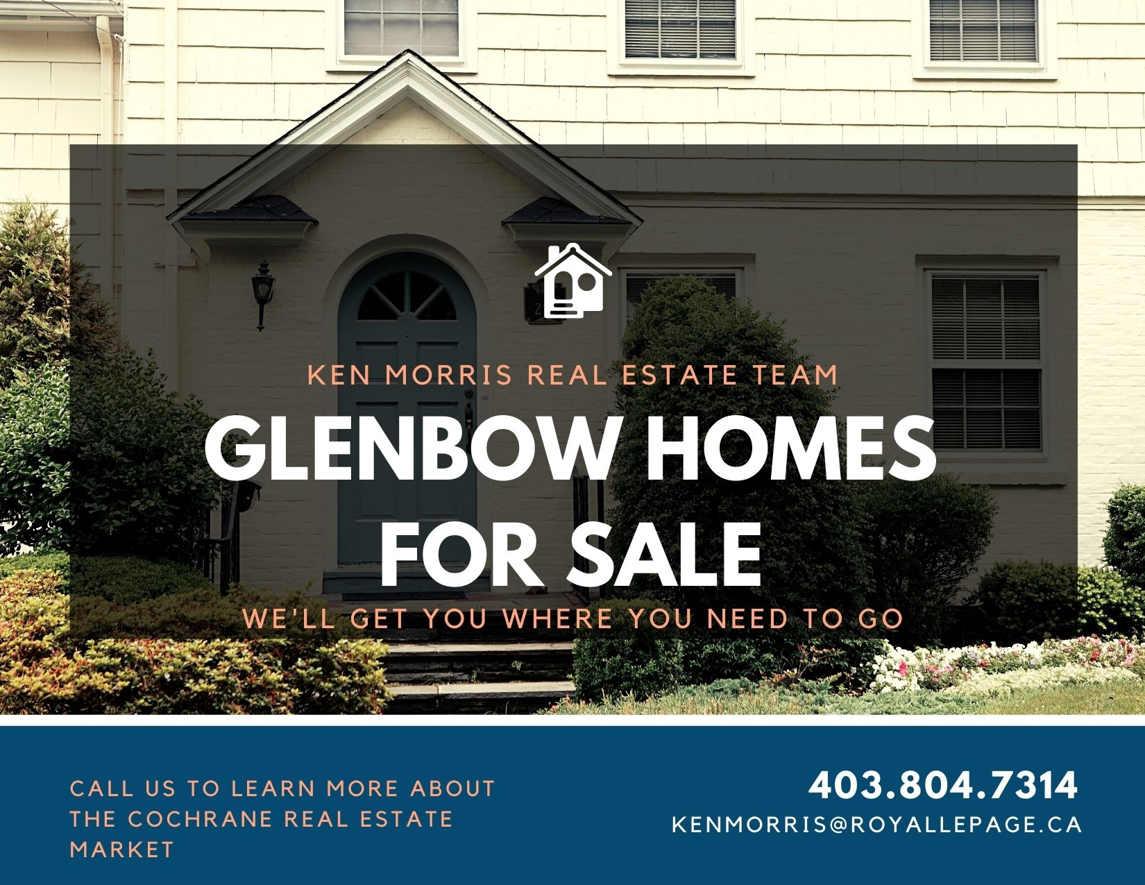 GLENBOW HOMES FOR SALE
