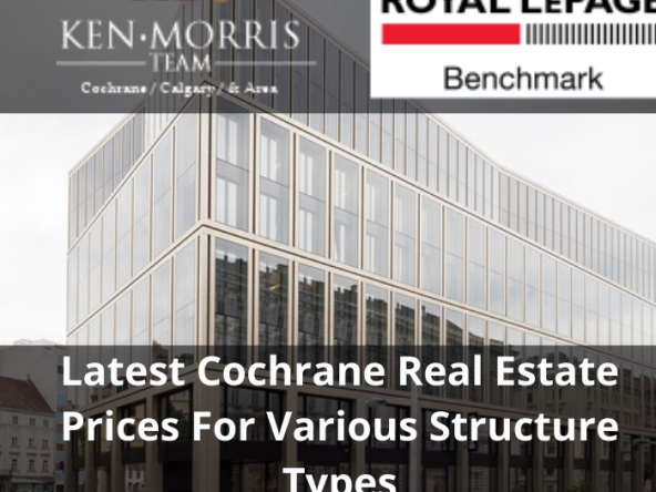 Latest Cochrane Real Estate Prices For Various Structure Types